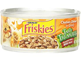 Purina Friskies Tasty Treasures