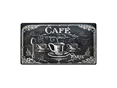 Cafe de Paris Oversized Mat