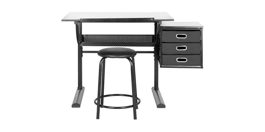 kitchen writing desk