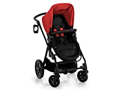 i'coo Photon Stroller - Red & Black