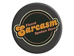 Fluent Sarcasm PopSocket