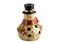 Snowman Decorative Fragrance Warmer