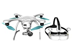 EHANG Ghostdrone 2.0 VR iOS & Android Models
