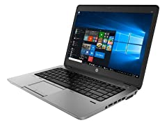 "HP EliteBook 840-G1 14"" 256G Laptop"