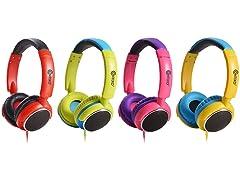 Contixo KB300 Kids Bluetooth Headphones