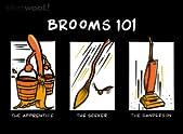 Magic Brooms 101