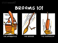 Magic Brooms 101