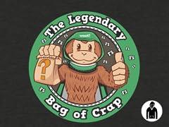 The Legendary Bag of Crap Hoodie
