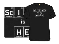 Science Is My Hero