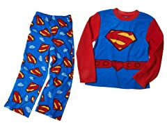 Superman 2-Piece Fleece Set (2T-10)