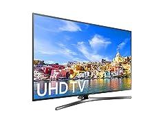 """Samsung 55"""" LED 4K 120 MR Smart TV"""