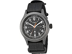 Timex X Todd Snyder Military Inspired Fabric Watch w Extra Strap