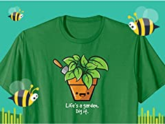 Lawn & Garden Shirts!