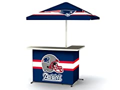 New England Patriots Bar