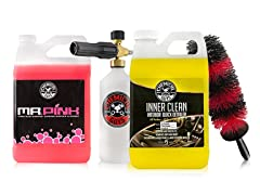 Chemical Guys Car Cleaners