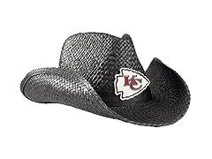 NFL Cowboy Hat - Chiefs