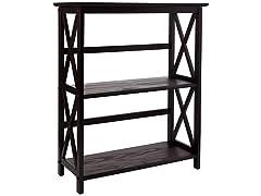 Montego 3 Shelf Bookcase
