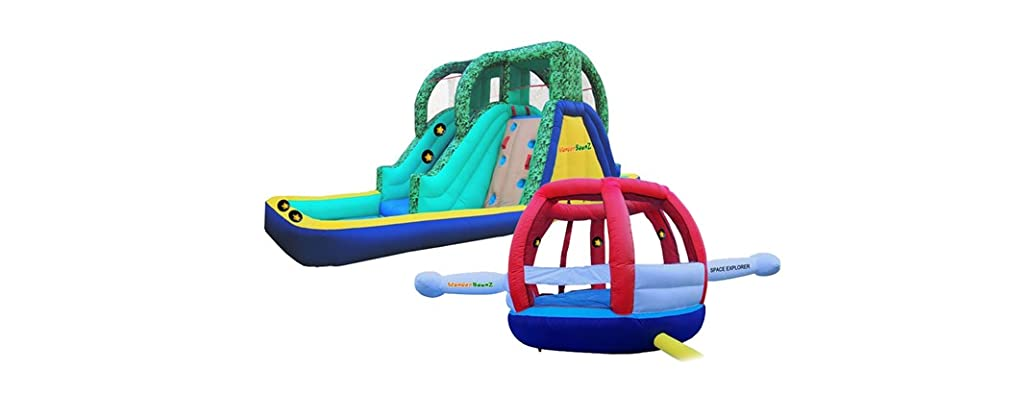 Wonderbounz Inflatables - Your Choice