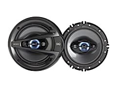 "Xplod 6.5"" 270W 4-Way Speakers (Pair)"