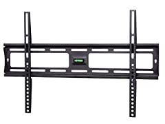 "Slim Flat Mount for 32-72"" TVs"