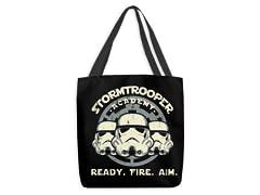 Ready. Fire. Aim. Tote Bag