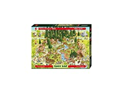 Heye Black Forest Habitat Puzzles