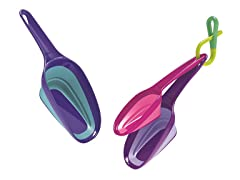 Squish Set of 3 Measuring Scoops