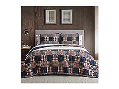 Eddie Bauer Quilt Bedspread Twin