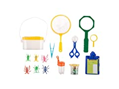 Kids Bug and Insect Exploration Kit (17 Piece)