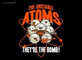 The Unstable Atoms