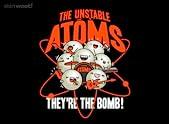 The Unstable Atoms