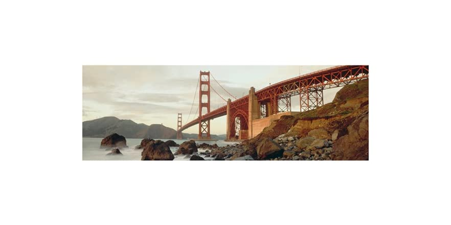 Golden Gate Bridge 2 Sizes
