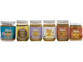 6 Pack Bliss Nut Butters Sampler