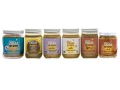 Bliss Nut Butters Sampler (6)