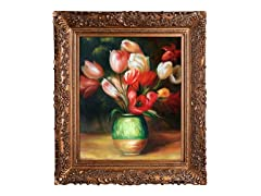 Renoir - Tulips in a Vase