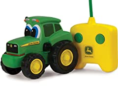 Radio Controlled Johnny Tractor