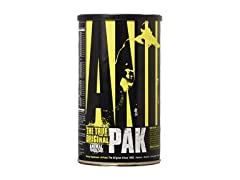 Animal Pak, 44 Packets, 22 Servings