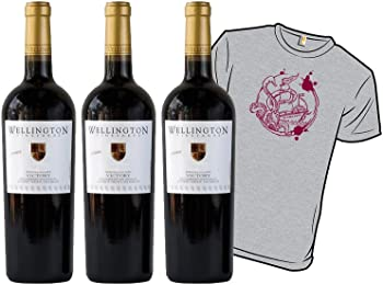 3-Pk. Wellington Vineyards Random Victory Reserve