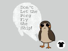 Don't Let Them Fly The Ship!