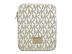 Michael Kors iPad Case, Vanilla