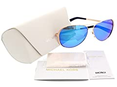 Michael Kors Chelsea Sunglasses Rose Gold