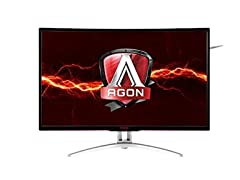 "AOC 32"" QHD Curved 144Hz Monitor"
