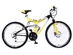 TITAN 134 Glacier Mountain Bike