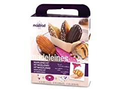 Mastrad Madeleines Kit - Berry