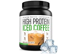 High Protein Iced Coffee (18 servings)