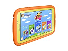 Samsung Galaxy Tab 3 7.0 Kids Tablet with Bumper Case
