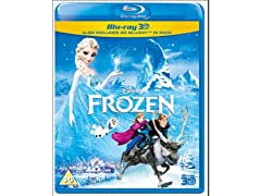 Disney's Frozen - Blu-ray 3D