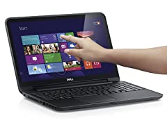 "Inspiron 15.6"" Intel i3 Touch Laptop"