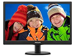 "Philips 21.5"" Full HD LED Monitor"