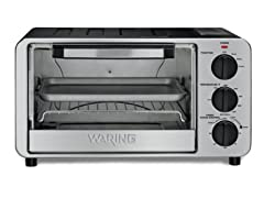 Waring 4-Slice Toaster Oven